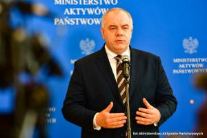 Jacek Sasin: zamykanie kopalń to twarda konieczność