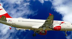 Pakiet pomocowy 600 mln euro dla Austrian Airlines