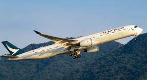 Rząd Hongkongu ratuje linie Cathay Pacific