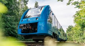 Duzi gracze w projekcie pociągów wodorowych dla Włoch