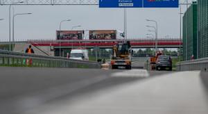 Historyczny moment na budowie autostrady. Kierowcy zyskali nowy odcinek