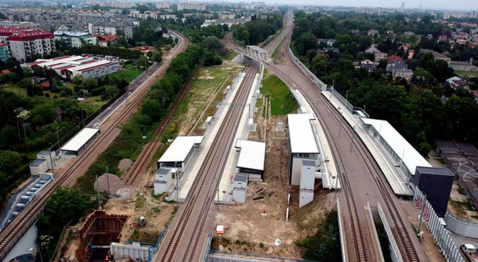 Wkrótce na kolejowej mapie Krakowa przystanek Kraków Bronowice