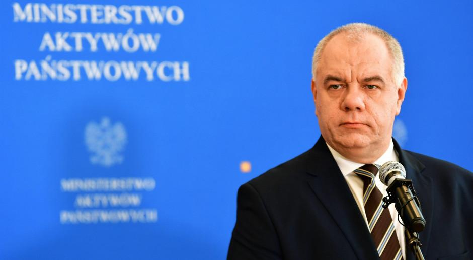 Sasin o wniosku PGNiG do Gazpromu: liczymy na efektywne negocjacje