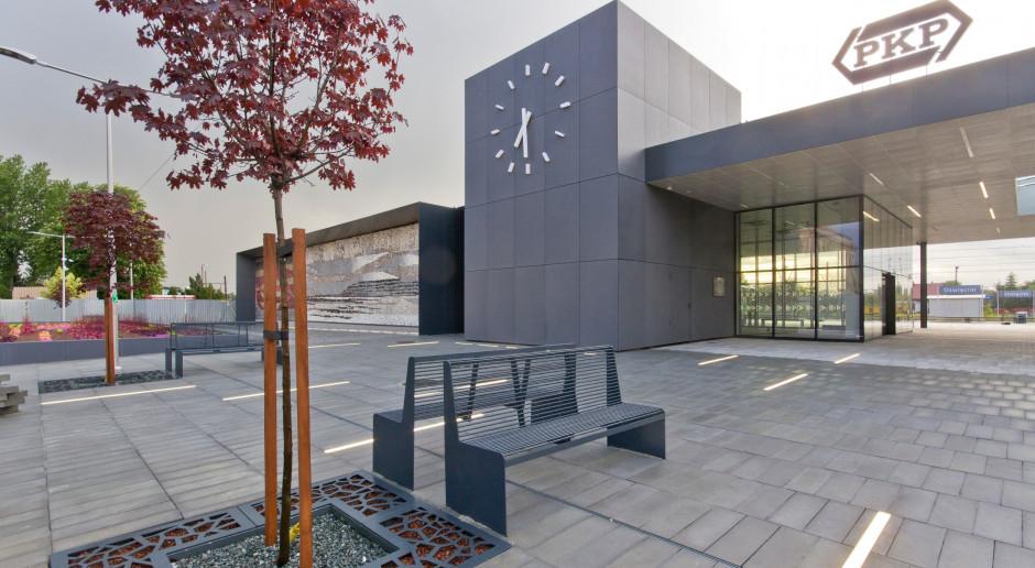Nowy dworzec kolejowy w Oświęcimiu oddany do użytku