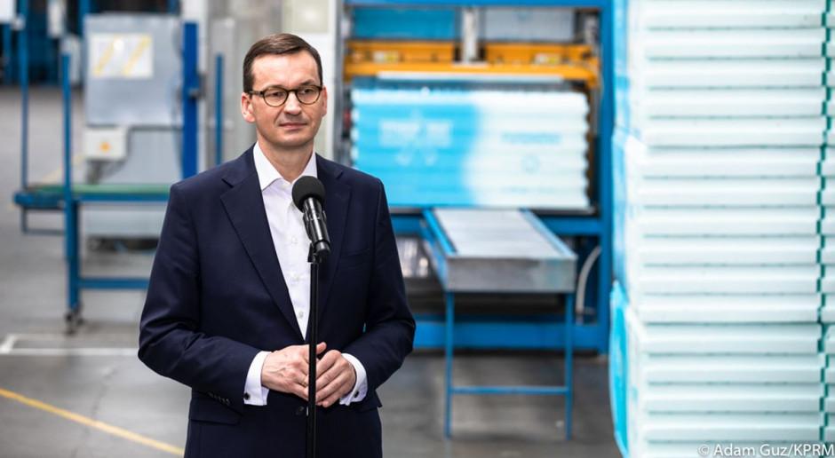 Firmy energochłonne apelują do Mateusza Morawieckiego o zawieszenie opłaty mocowej