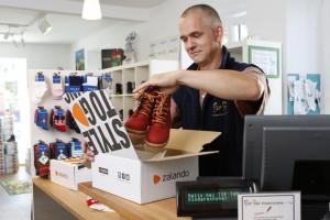 Sukces Zalando dzięki internetowej platformie sprzedażowej