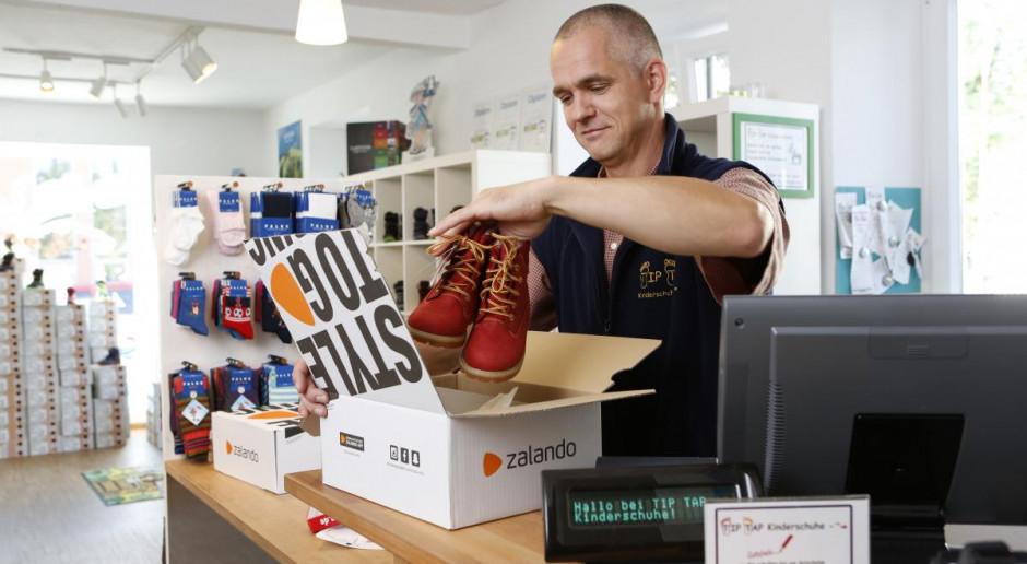 Zalando uruchamia program wsparcia dla polskich sklepów stacjonarnych