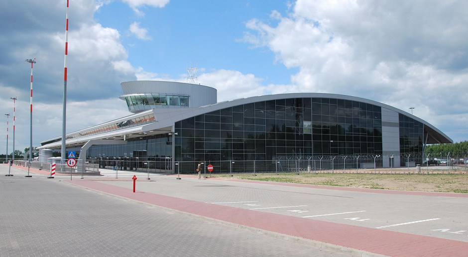 Łódź: 1 lipca regularne loty wrócą na łódzkie lotnisko