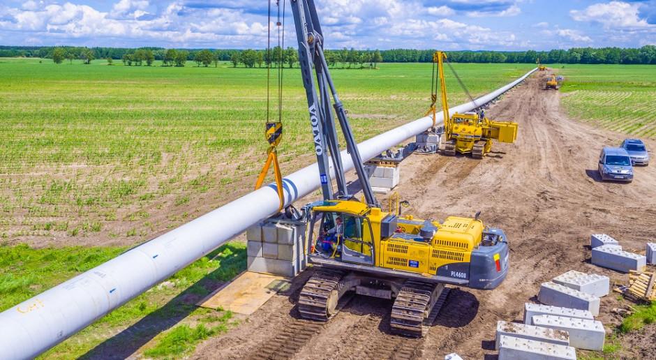 Budimex wygrał przetarg na budowę kluczowego gazociągu