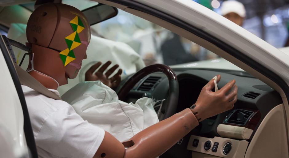 Wirtualne manekiny Toyoty zadbają o bezpieczeństwo kierowców