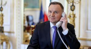 Rzecznik Andrzeja Dudy przyznaje: Rosja wygrała w sprawie Nord Stream 2