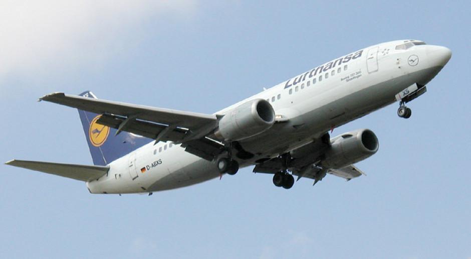 Lufthansa ze stratą i złymi prognozami na przyszłość