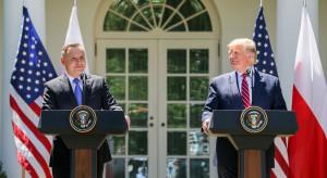 Spotkanie Duda-Trump jeszcze przed wyborami? Tematem obecność żołnierzy USA w Polsce