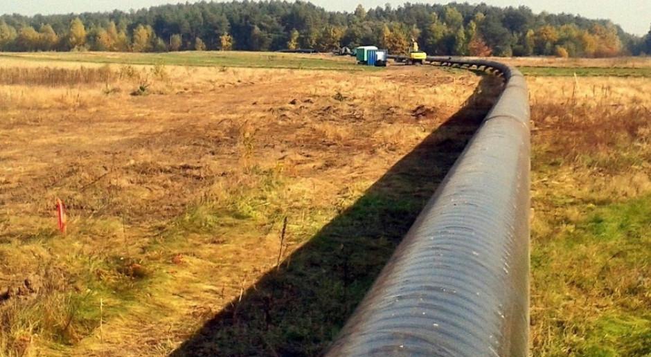 Akcja oczyszczania torfowiska po kradzieży paliwa z rurociągu PERN