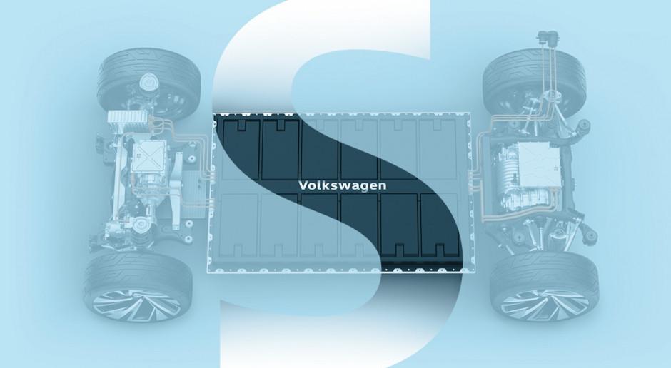 Volkswagen inwestuje w baterie ze stałym elektrolitem