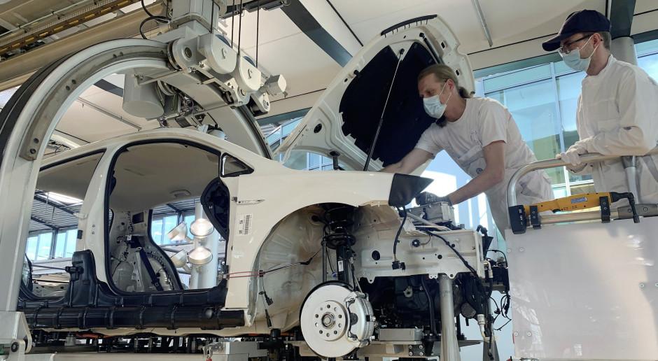 Niemieckie firmy spodziewają się bolesnego wychodzenia z pandemii