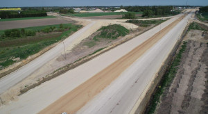Budowa ekspresowej obwodnicy wyprzedza plan o cztery miesiące