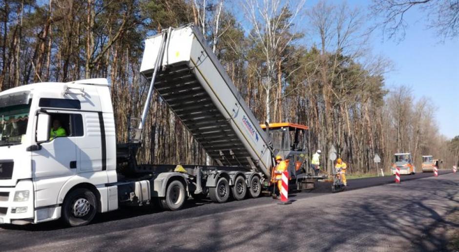 Trzy oferty na remont drogi krajowej nr 11 w Pile