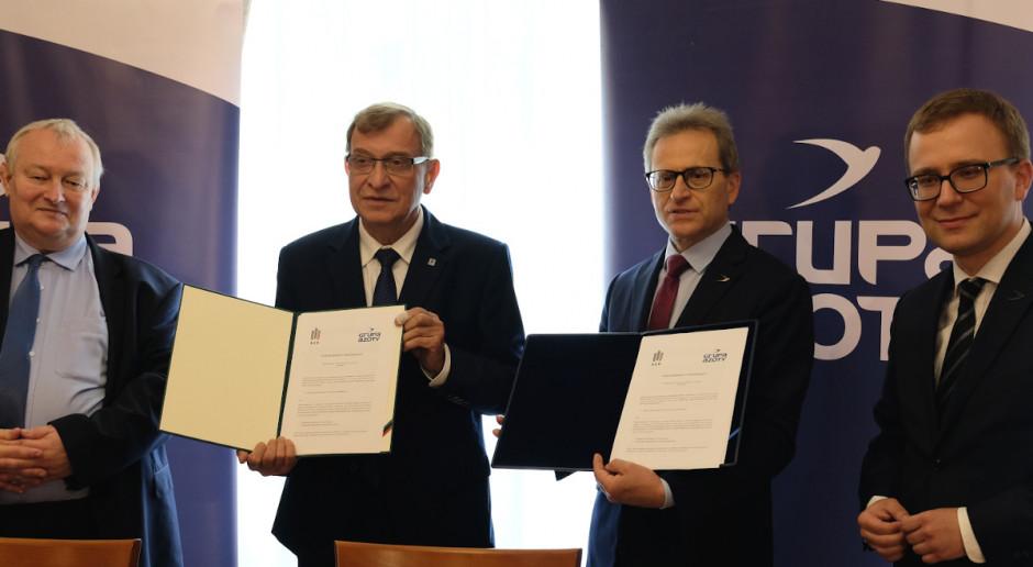 Tarnów: Grupa Azoty i Akademia Górniczo-Hutnicza podpisały umowę o współpracy