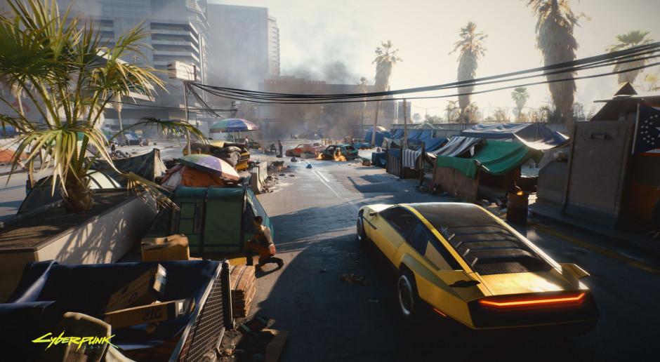 Cyberpunk 2077 - najbardziej oczekiwana gra roku
