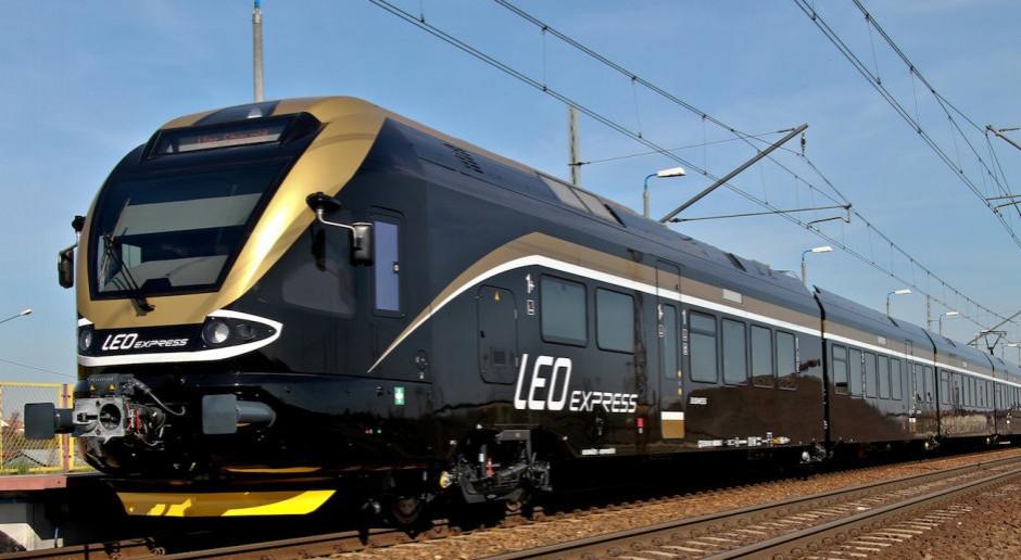 Pociągi czeskiego przewoźnika wracają na trasę Praga-Kraków