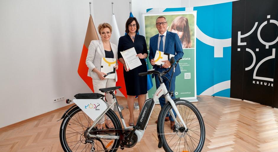 Veolia chce pomagać miastom w rozwoju elektromobilności. Na początek Łódź