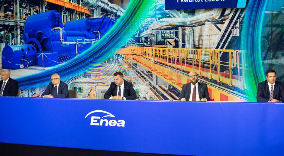 Paweł Szczeszek, Enea: Mamy świadomość ,że dzisiaj zmiany w energetyce są potrzebne