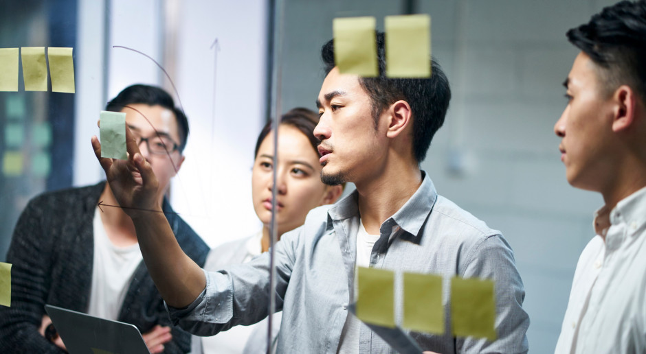#AzjaTech. Koronawirus zmienia kulturę pracy w Japonii