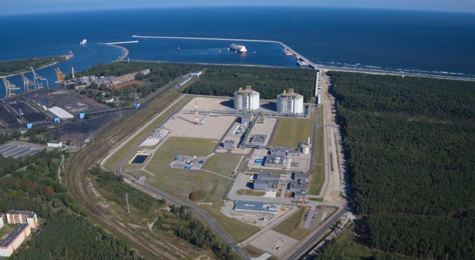 Rozbudowa terminalu LNG rusza pełną parą. Porr zdobył komplet kontraktów