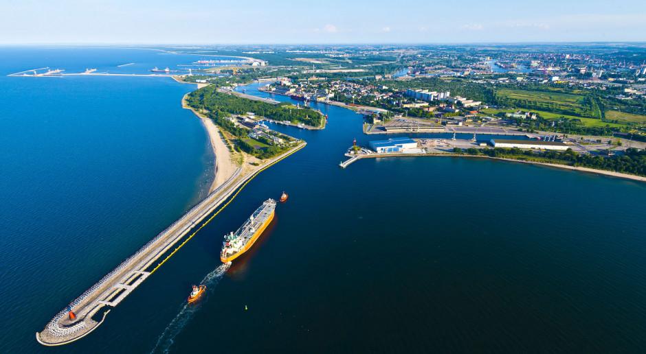 Łukasz Greinke: Port Gdańsk ma teraz swoje pięć minut