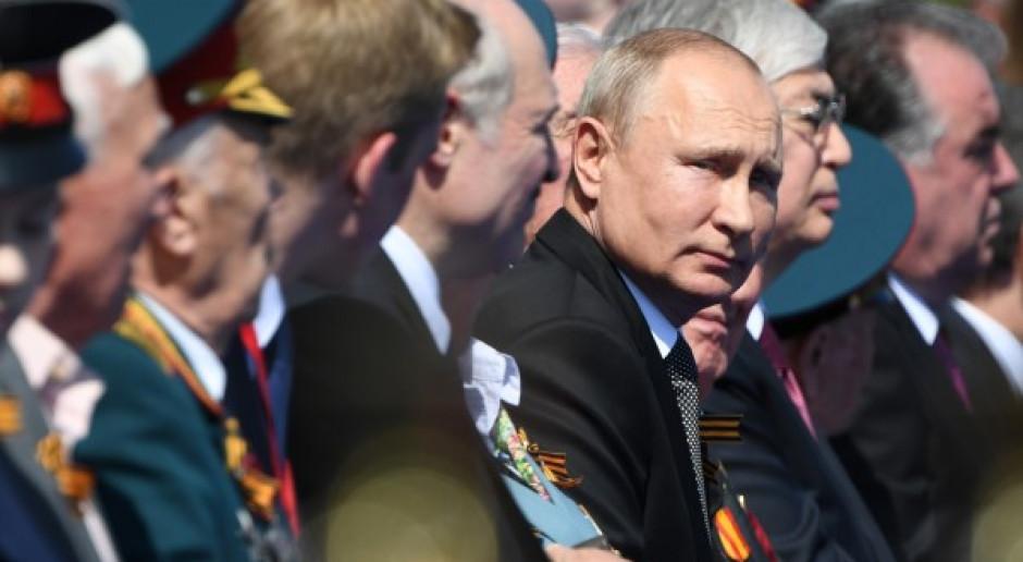 Wojskowa defilada na Placu Czerwonym. Putin: jesteśmy otwarci na dialog