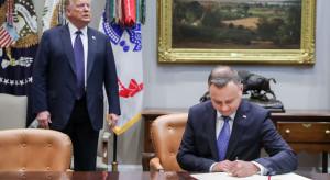 W deklaracji Dudy i Trumpa rozwój więzi wojskowych i polskiej energetyki jądrowej
