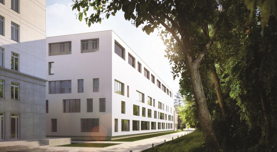 Strabag podpisał umowę na modernizację i rozbudowę Szpitala Bielańskiego w Warszawie