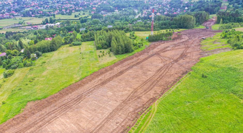 Rusza budowa odcinka S1 - ekspresowej obwodnicy Węgierskiej Górki