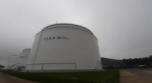 PERN planuje remont około 40 zbiorników na ropę i paliwa