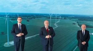 PGE uruchomiła wiatraki o mocy prawie 100 MW