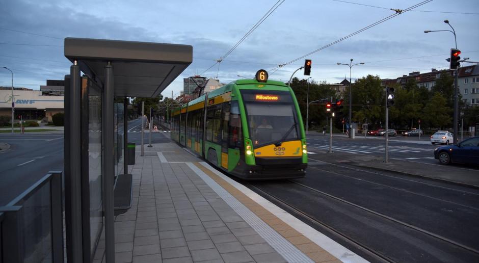 W Poznaniu ruszają remonty torowisk tramwajowych