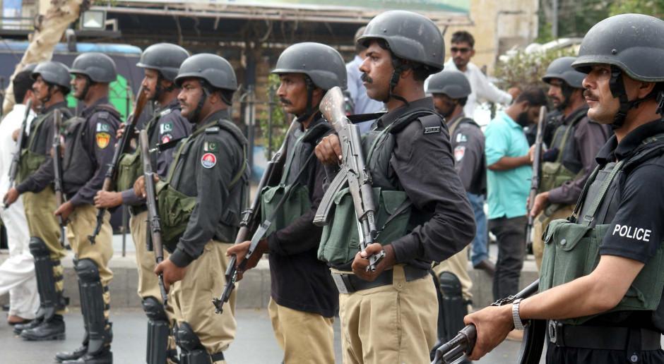 Atak na budynek giełdy w w Pakistanie. Nowy bilans ofiar