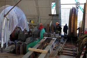 W KGHM zakończono modernizację szybu