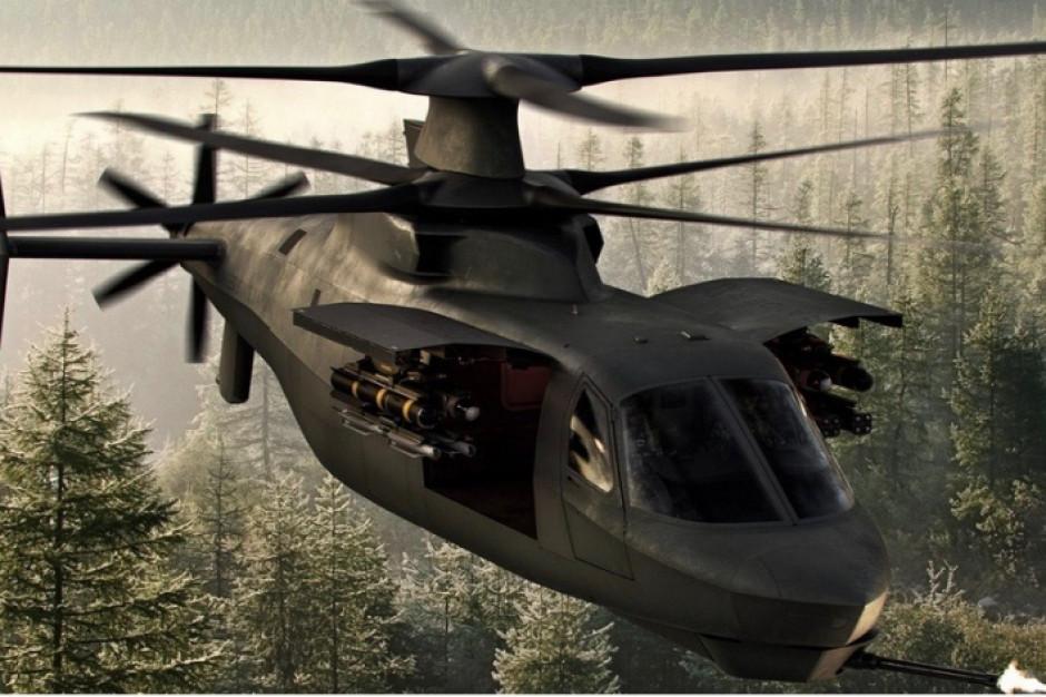 Konkurentem Bella w programie przyszłości jest Raider X Lockheed Martina, rys. Lockheed Martin