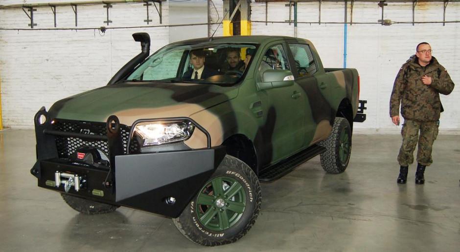 Zwrot w programie Mustang. Fordy Ranger zastąpią wysłużone Honkery