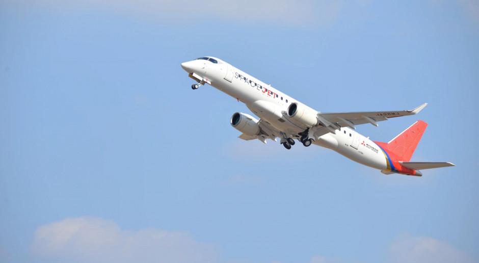 Mitsubishi Aircraft zanotowało 4,89 mld dolarów straty