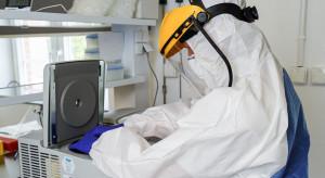 Polscy naukowcy opracowują test molekularny na zakażenie SARS-CoV-2