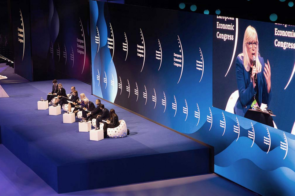 The European Economic Congress in early September in Katowice