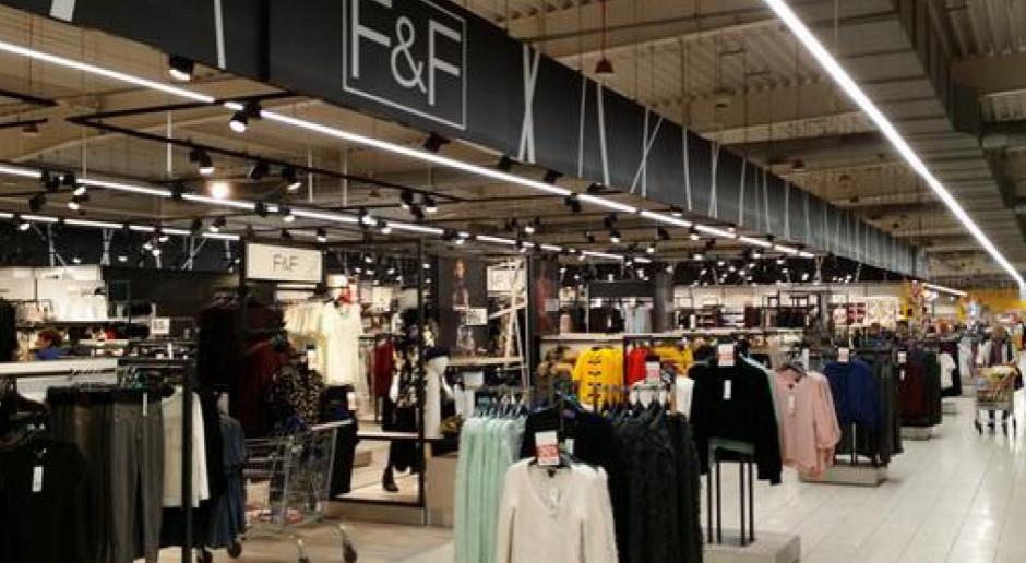Netto z licencją na sprzedaż marki F&F