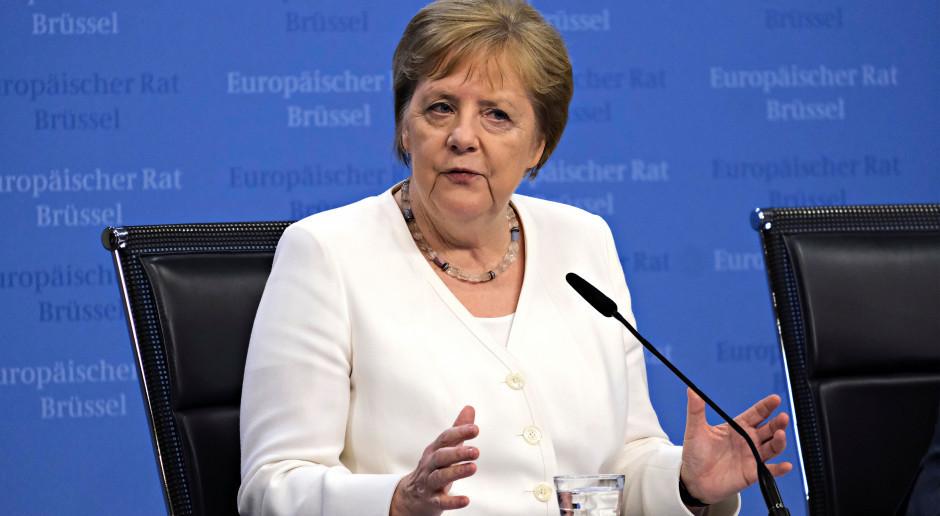 Angela Merkel: w sprawie Chin Unia musi mówić jednym głosem