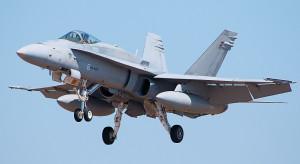 Awantura o swastyki w fińskich siłach powietrznych