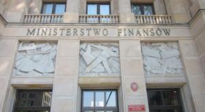 Zmiany kompetencyjne w resorcie finansów