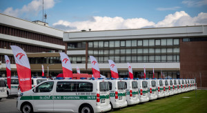 Samochody z Orlenu dla Krajowej Administracji Skarbowej