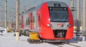 Rosjanie projektują pociąg dużych prędkości